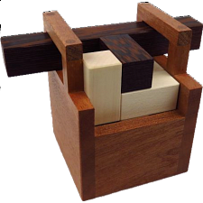 Wishing Well - European Wood Puzzles