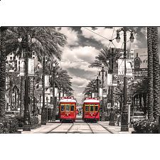 City Collection: New Orleans - Streetcars -