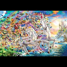 Unicorn Fantasy - 1001 - 5000 Pieces