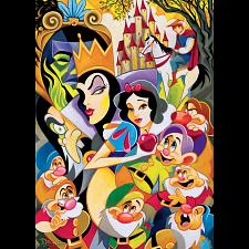 Disney Fine Art: The Enchantment of Snow White -