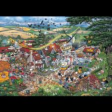 I Love The Farmyard -