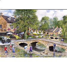 Bourton-On-The-Water -