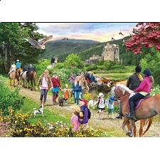 Highland Hike -