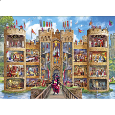 Castle Cutaway -