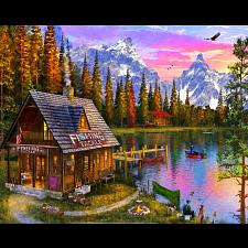 The Fishing Hut -