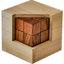 Pumpkin 1 - European Wood Puzzles