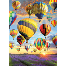 Hot Air Balloons -