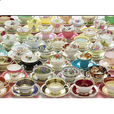 More Teacups -