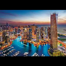 Dubai Marina - 1001 - 5000 Pieces
