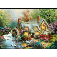 Country Retreat - 1001 - 5000 Pieces