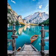 Braies Lake -