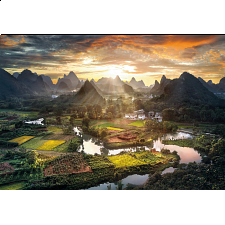 View of China -