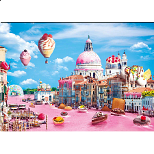 Funny Cities: Sweets in Venice -
