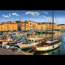 Old Port in Saint-Tropez - 1001 - 5000 Pieces