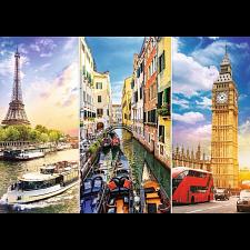 Trip Around Europe -