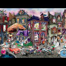 Mark Ludy: Night Celebration - 1001 - 5000 Pieces