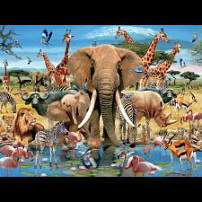 Howard Robinson: Africana - 1001 - 5000 Pieces