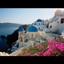 Bon Voyage: Greece -