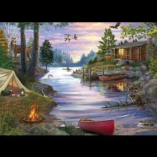 Weekend Retreat: Cabin Lake - Search Results