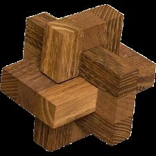 Slanted Cross Knot Pelikan -