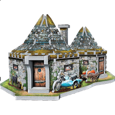 Harry Potter: Hagrid's Hut - 101-499 Pieces