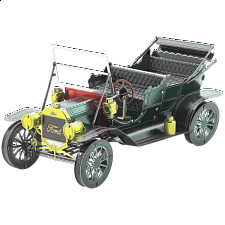 Metal Earth - 1908 Ford Model T (Dark Green) -