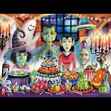 Monster Banquet - Jigsaws