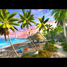 Paradise Sunset -