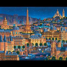 Paris City Of Lights -