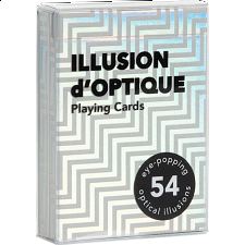 Illusion d'Optique Playing Cards - Search Results