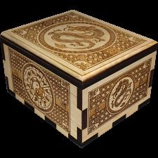 Hurricane Puzzle Box - Dragon -