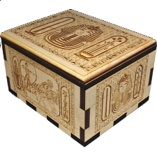 Hurricane Puzzle Box - Ancient Egypt -