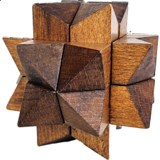 Pandora's Elpis - Other Wood Puzzles