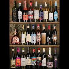 Wine Alphabet -