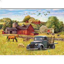 Summer Afternoon on the Farm -