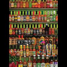 Hot Hot Sauce -