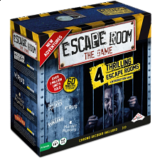 Escape Room: The Game 2 - Strategy - Logical