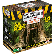 Escape Room: The Game - Family Edition -