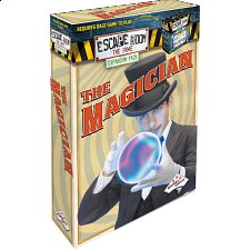 Escape Room: The Game Expansion Pack - The Magician -