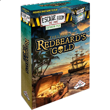 Escape Room: The Game Expansion Pack - Redbeard's Gold - Puzzle Games