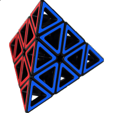 Hollow Pyraminx - Meffert's Rotational Puzzles