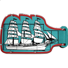 Constantin Puzzles: Ship in a Bottle -