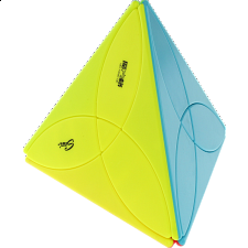 Clover Pyraminx - Stickerless - Other Rotational Puzzles