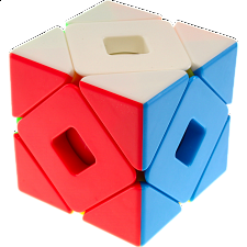 MFJS Meilong Double Skewb Cube - Stickerless -