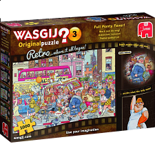 Wasgij Original Retro #3: Full Monty Fever! -
