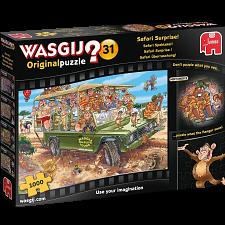 Wasgij Original #31: Safari Surprise! -