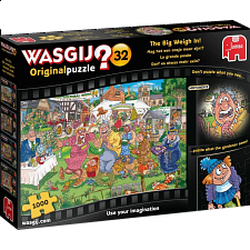 Wasgij Original #32: The Big Weigh In! -