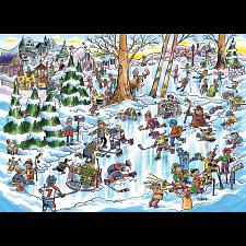 DoodleTown: Hockey Town -