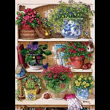 Flower Cupboard - Large Piece -