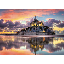 Le Magnifique Mont Saint-Michel -